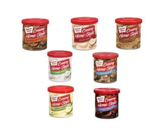 Duncan Hines Creamy Home Style Cake Cupcake Frosting 2 Tubs