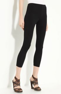Donna Karan Collection Matte Jersey Leggings
