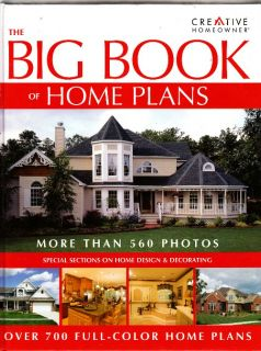 Big Book of Home Plans 700 Home Plans 592 pgs Mansions Farmhouses