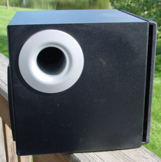 Creative Labs I Trigue 3300 2 1 Powered Computer Speakers w Subwoofer
