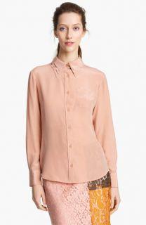 Moschino Cheap & Chic Silk Blouse