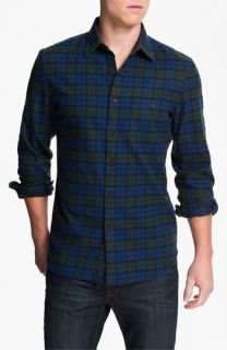 Wallin & Bros. Plaid Flannel Shirt