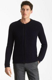 Pringle of Scotland Rib Wool Fishermans Sweater