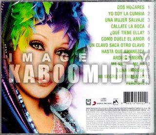 Laura Leon Yo Soy La Cumbia CD 2011 New Tema de La Telenovela Dos