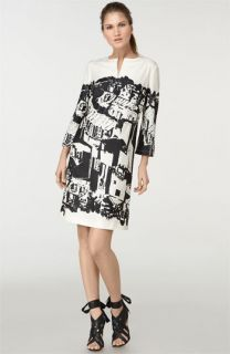 Tory Burch Dixie Tussah Silk Dress