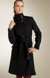 MICHAEL Michael Kors Belted Wool Coat