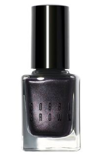 Bobbi Brown Caviar & Oyster Collection   Black Pearl Nail Polish