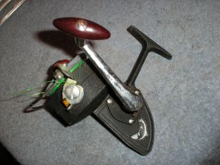 quick spinning reel parts