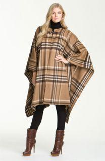 MICHAEL Michael Kors Buckled Blanket Coat