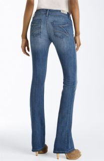 Dylan George Alexandra Bootcut Stretch Jeans (Avignon Wash)
