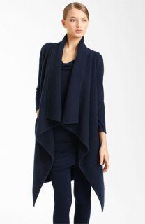 Donna Karan Collection Sleeveless Cashmere Cozy