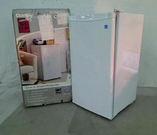 Danby DCR88WDD Energy Star 3.2 Cu. Ft. Designer Counter Refrigerator