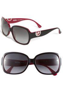MICHAEL Michael Kors Wrap Logo Sunglasses