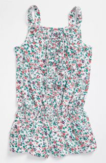 United Colors of Benetton Kids Ruffle Romper (Little Girls & Big Girls)