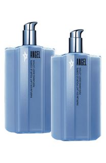 Angel by Thierry Mugler Double Indulgence Body Lotion Duo ( Exclusive) ($110 Value)