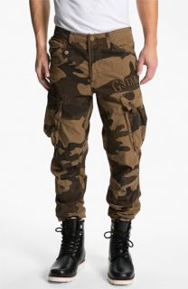 G Star Raw Rovic Tapered Straight Leg Cargo Pants