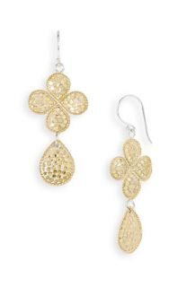 Anna Beck Gili Flower Drop Earrings