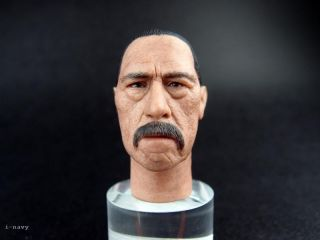 Figure Head Danny Trejo Headplay Predators Cuchillo Machete Cortez