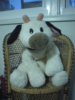 Gund Plush Toy Cow Brand New Made Exclusively for Carlton Cards 18in