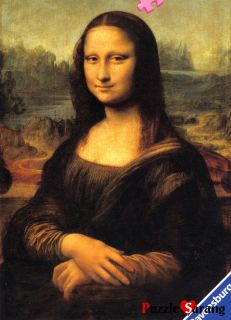 Ravensburger 1000 Piece Jigsaw Puzzles Mona Lisa