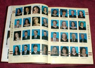 2000 Harrison County High School Yearbook Cynthiana Kentucky