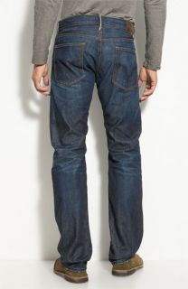7 Diamonds Kelso Straight Leg Jeans (Motor Wash)