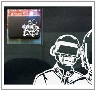 Daft Punk Laptop Car Truck Vinyl Decal Skin Sticker
