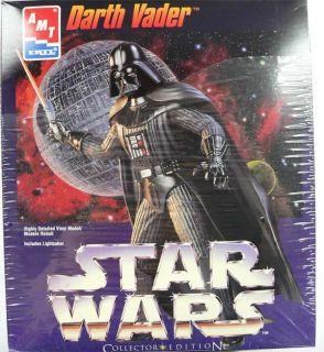 brand new amt ertl star wars darth vader model kit mib in stock ready