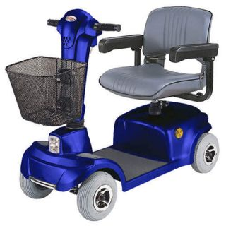 CTM HS 360 4 Wheel Scooter Power Electric Mobility