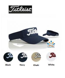 New 2013 Titleist Golf Low Profile Cubic Mesh Visor Cap Hat TA3VCM 9