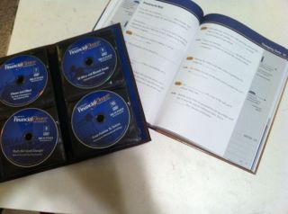 Dave Ramsey Financial Peace University DVDs & Workbook (NEW)