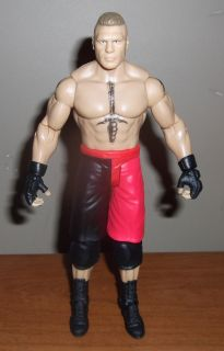 WWE Mattel Basic Series 25 Brock Lesnar Figure Lot Loose NEW