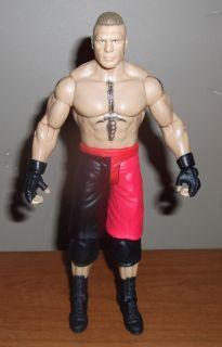 WWE Mattel Basic Series 25 Brock Lesnar Figure Lot Loose NEW