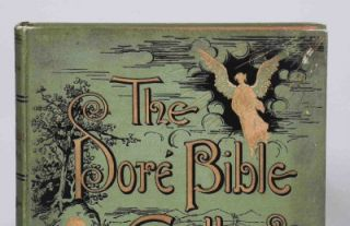 The Dore Bible Gallery Illustrated by Gustave Dore Henry Altemus