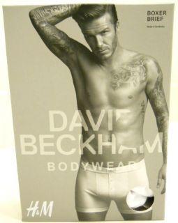 David Beckham Bodywear Collection Boxer Brief Size s M L XL Gray