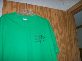 RIHANNA LOCAL CREW T SHIRT XL