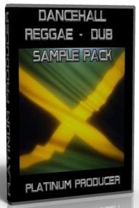 Dancehall Reggae Dub Sample Pack MPC Reason Cubase