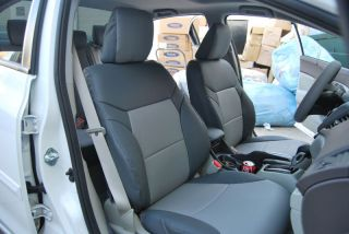 Honda Civic Sedan 2012 s Leather Custom Seat Cover