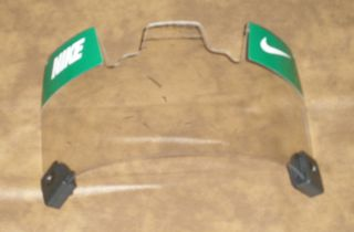 Nike Football Visor Decals Eyeshield New Custom Colors