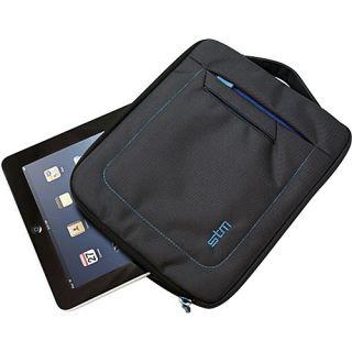 STM Black Teal Jacket Case Bag Laptop Computer Strap Custom Fit Apple