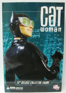 DC Direct 13 DELUXE COLLECTOR FIGURE: CATWOMAN Action Figure