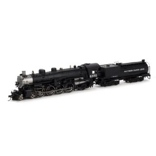 Athg 97004 Southern Pacific MT 4 Mountain 4347 with DCC Tsunami Sound