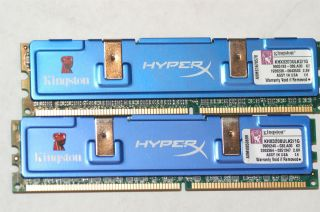 Kingston HyperX DDR 400 PC3200 1GB Kit 2x512MB Dual Channel