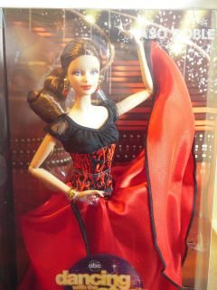 Barbie Dancing with The Stars Paso Doble Barbie Collector Doll NIB