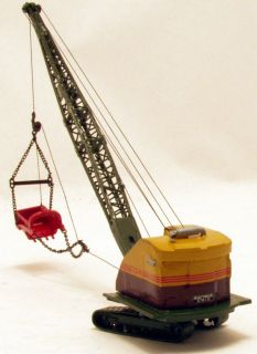 Langley Ruston Bucyrus 22RB 22B Dragline Crane Kit 1 87