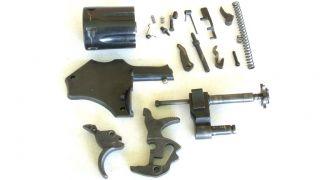 DAN WESSON Parts .357 Mag Cylinder Trigger Hammer Barrel lock Springs