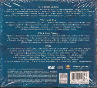 Clips 80s Rocio Durcal Jose Jose Juan Gabriel mas de 60 Hits