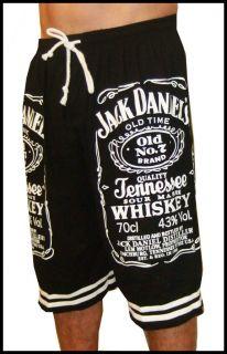 Jack Daniel Cotton T Shirt Shorts