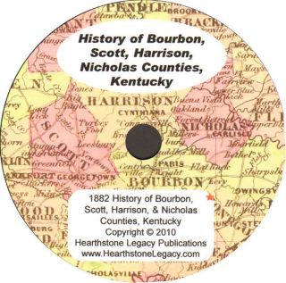 Cynthiana Kentucky Genealogy History Harrison County KY