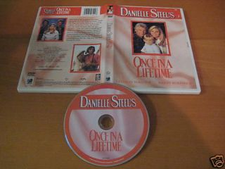 Danielle Steels Once in A Lifetime DVD Lindsay Wagner 013131284997